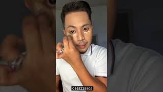 Alha Alfa : Review Foundation & Loose Powder Terbaru Kalis Air!