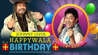 Johnny Lever Bollywood Non-Stop Comedy Scenes - Back to Back Comedy - Johnny Lever Brithday Special