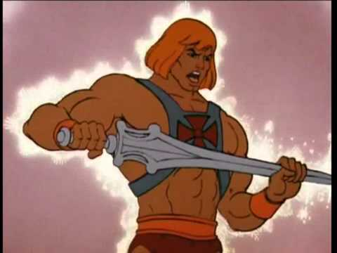 He Man I have the power loop