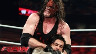 Team Hell No vs. Seth Rollins & Roman Reigns - WWE Tag Team Championship Match: Raw, May 27, 2013