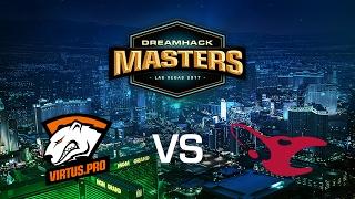 Virtus.Pro vs. Mousesports - Train - Quarter-final - DreamHack Masters Las Vegas 2017