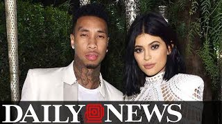 Kylie Jenner is pregnant, Tyga says it's his
