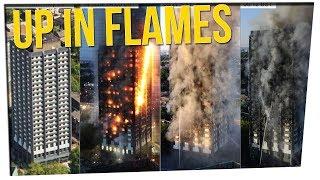 Muslims Awake for Ramadan Help Alert Residents During Fire ft. Blogilates & DavidSoComedy
