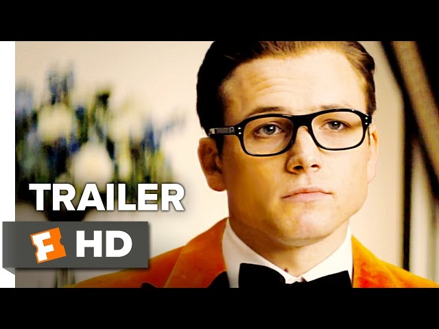 Kingsman: The Golden Circle Trailer #1 (2017)   Movieclips Trailers
