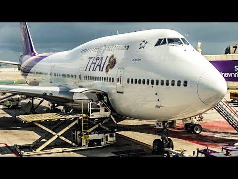 Xxx Mp4 TRIP REPORT Thai Airways Boeing 747 400 Phuket Bangkok Economy Class 3gp Sex