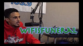 WifisFuneral Addresses Members Only Comments + Disappearing After Debut Album