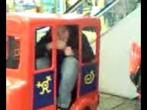Manuels höllenritt im london Bus