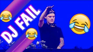 EDM Funny moments and fails of Dj's [ultimate compilation].