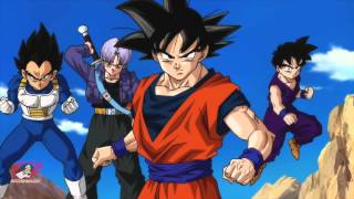 Dragon Ball Z: Battle Of Z - Intro Cinematic
