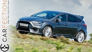 Ford Focus RS: One Last Drift - Carfection