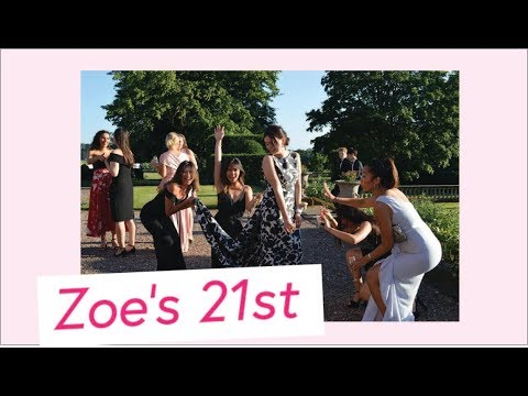 Zoe's 21st