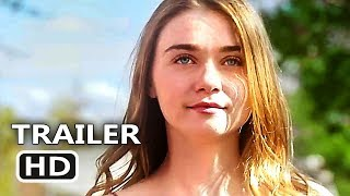 THE NEW ROMANTIC Official Trailer (2018) Jessica Barden Teen Movie HD