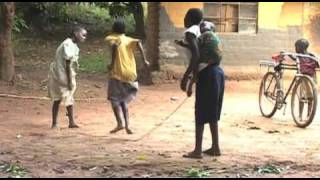 Very creative kids in Africa! (Gaming outside the West)
