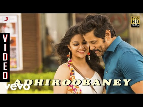 Xxx Mp4 Saamy² Adhiroobaney Video Chiyaan Vikram Keerthy Suresh DSP 3gp Sex