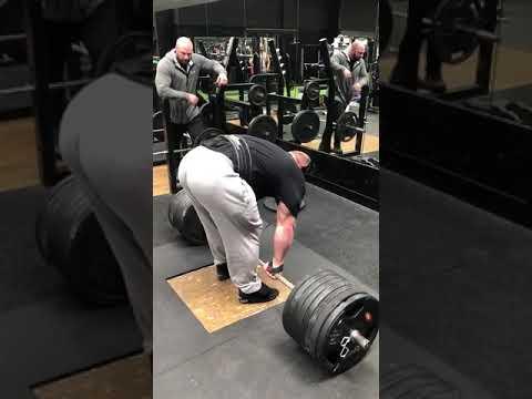 Xxx Mp4 352kg Deadlift With IFBB PRO James Hollingshead 3gp Sex