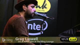Greg Laswell - Comes And Goes (Bing Lounge)