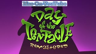 Day of the Tentacle Remastered Gameplay and Review