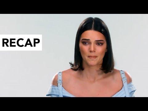 Xxx Mp4 Kendall Jenner Breaks Down In Tears Over Pepsi Ad KUWTK Recap 3gp Sex