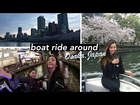 Japan Vlog #5 | THE BEST TOUR OF OSAKA!