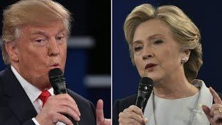 Watch the Final Clinton-Trump Debate (Full Debate - 10/19/16)