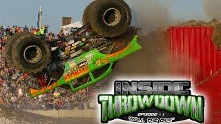 Monster Truck Throwdown - INSIDE THROWDOWN - Episode 1 -
