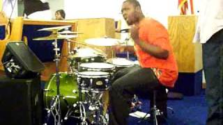 praise break after 2mins listen straight drums wkeemon set