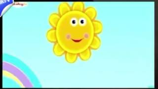 Baby TV What a Wonderful Day - Lunchtime Song