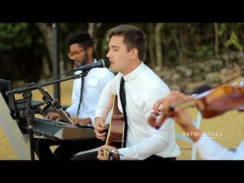 Marry You (Bruno Mars) - Entrada dos Padrinhos - Tato Moraes