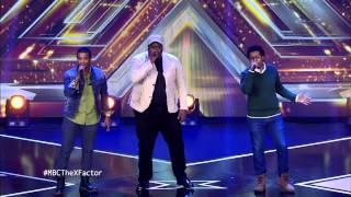 MBC The X Factor -Mounib Band- المرحلة الثانية