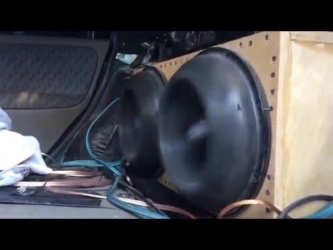 Sundown Audio X12 D2