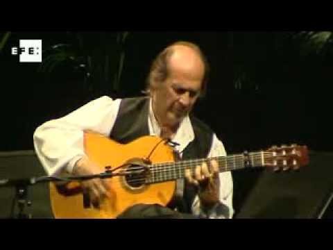 Paco de Lucía defiende el flamenco en el Teatro Real