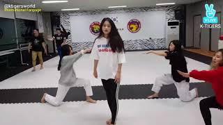 BTS (방탄소년단) - DNA taekwondo cover by KTigers (practice version)