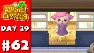 Animal Crossing: New Leaf - Part 62 - Mac Visits (Nintendo 3DS Gameplay Walkthrough Day 29)