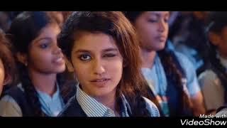 Priya prakash varrier#video song