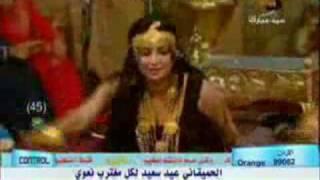 ساجدة عبيد 2009 - ردح عراقي - نايمة الحنفوشة +اعوفن كل هلي Sajedah Obied - nayma el hanfoosha