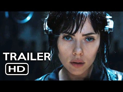 Xxx Mp4 Ghost In The Shell Official Trailer 1 2017 Scarlett Johansson Action Movie HD 3gp Sex
