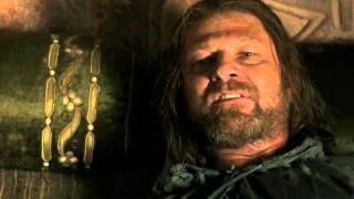 Robert Baretheon Slaps Cersei Lannister - Game of Thrones 1x06 (HD)