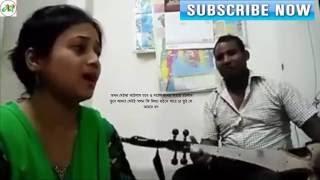 মেয়েটির অসাধারণ প্রতিভা । মন তোরে পারলামনা বুঝাইতে রে  | BANGLA FOLK SONG-VAWAIYA|