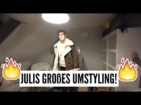 JULIS GROßES UMSTYLNG! | 02.02.2018 | ✫ANKAT✫