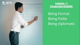 What is Corporate English | Asef Aktab | Bangla | REPTO