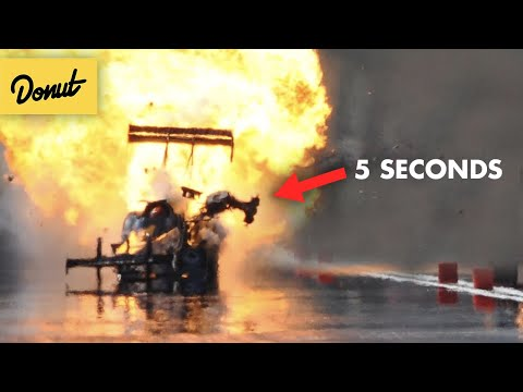 Why Dragster Engines Only Last 4 seconds