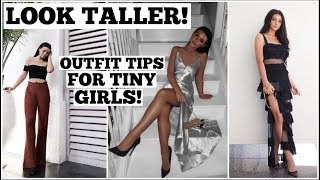 HOW TO: LOOK TALLER | Outfits for FUN-SIZED Girls!