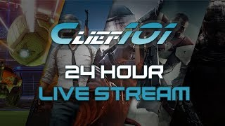 24 HOUR STREAM | MULTI GAME STREAM