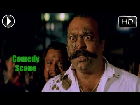 Khatarnak Movie   Raviteja Making 2 Gangs to Fight Comedy Scene   Ravi Teja, Ileana