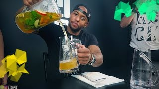 """طريقة تحضير عصير سعودي شامبين """"شامبانيا السعودي"""" !!"""