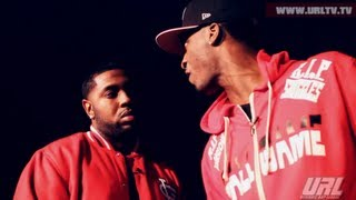 SMACK/ URL PRESENTS HITMAN HOLLA VS AYEVERB (FULL BATTLE)