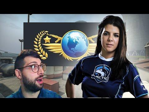 Aidy Garcia ¿Como llegar a Global Elite Counter Strike Global Offensive Entrevista
