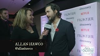 SABStv FRONTIER Premiere with ALLAN HAWCO