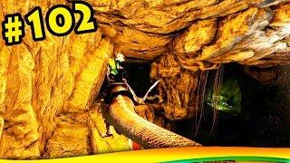 Ark Annunaki, Caverna Aquática!