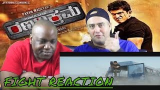 Ranavikrama (Kannada 2015) Climax Fight Reaction II Puneeth RajkumarII